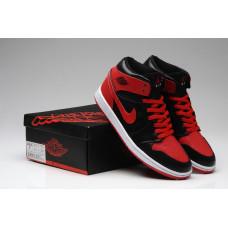Air Jordan 1 retro black/red